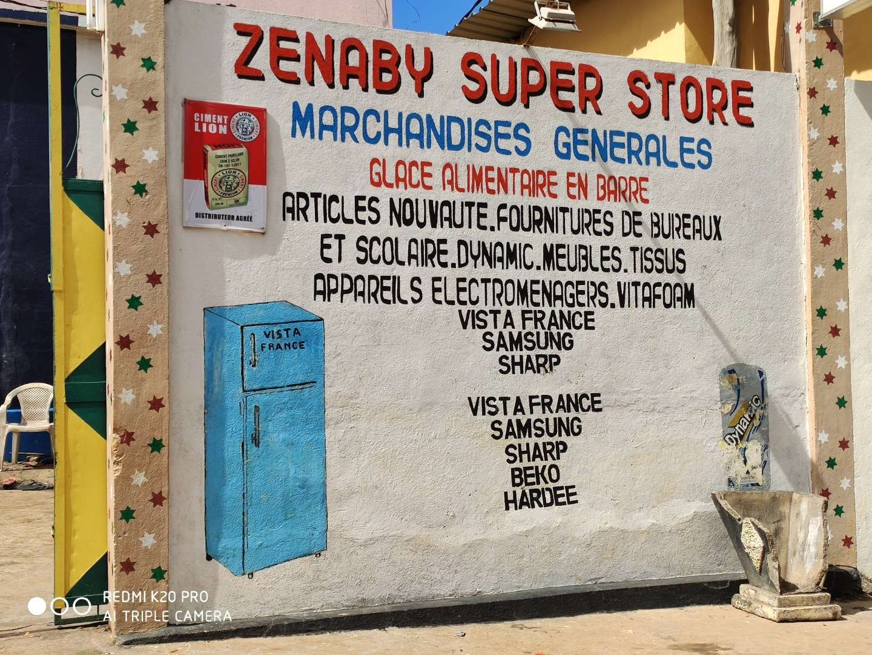 Promotions chez Zenaby Store