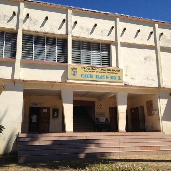 Mairie de Nosy be