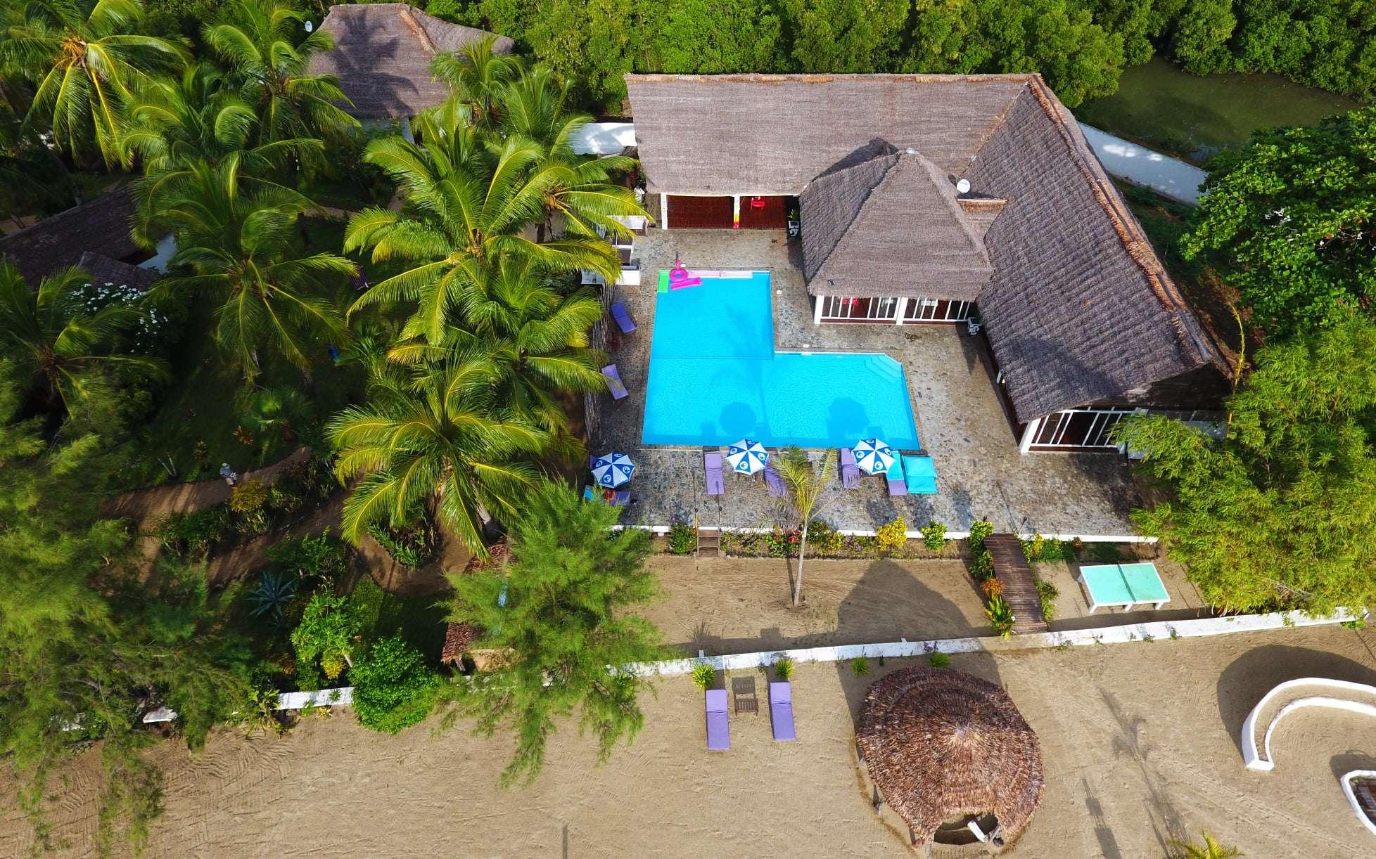 Promotion sur les bungalows au Moya Beach.