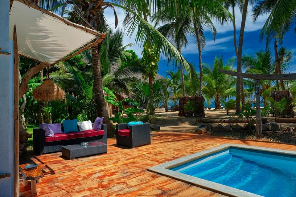 Promotion sur les villas du Beach Klub jusqu'à fin septembre 2021