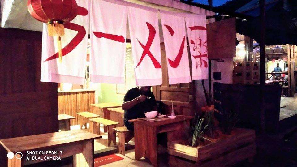 Service de livraison au Restaurant Ichiraku House