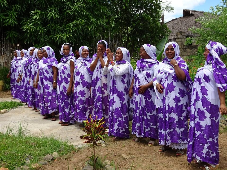 Les femmes de Marodoka