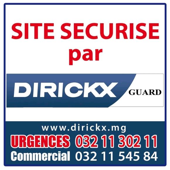 Dirickx Madagascar