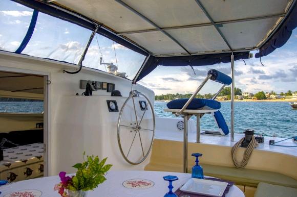 Seaducer Catamaran