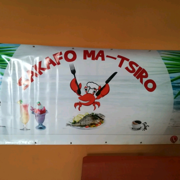 Sakafo Ma-Tsiro